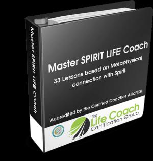 Master SPIRIT LIFE Coach